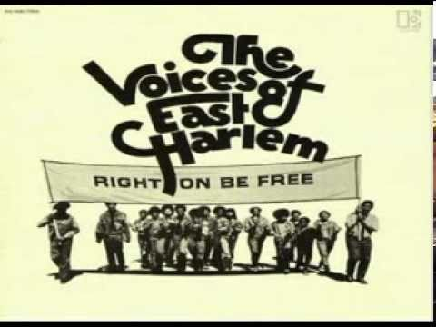 THE VOICES OF EAST HARLEMgotta be a change (1970)