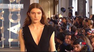 EACH X OTHER Fall Winter 2017 2018 Paris Fashion Week   Fashion Channel
