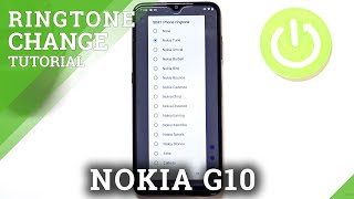 How to Change Ringtone on NOKIA G10 – Swap Tone of Ringtone