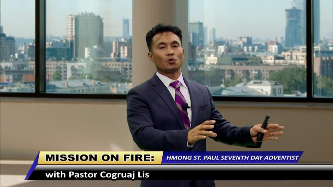 MISSION ON FIRE: Lub sijhawm no tswv Yexus nyob qhov twg? Part 2.