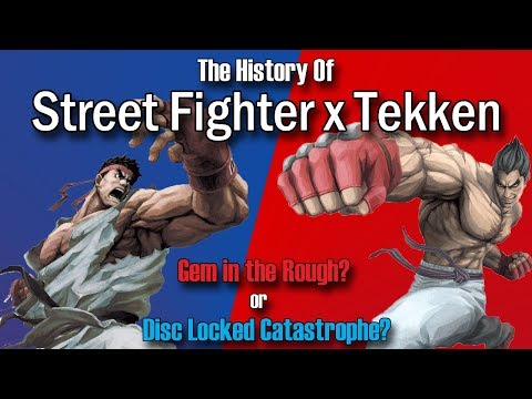 The History Of Street Fighter X Tekken - A Gem In The Rough?
