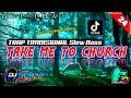 DJ TRAP GAMELAN - TAKE ME TO CHURCH SLOW BASS TikTok by DJ SEMAR  BASS HORROR | #24  2021 viral