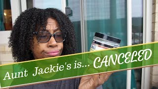 FORGET ECOSTYLER....AUN'T JACKIE'S IS CANCELLED!