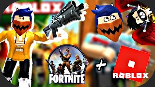 Le Tcooy le plus cher du monde (Fortnite in Roblox)