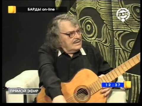 Александр Лобановский в гостях у Елены Гудковой