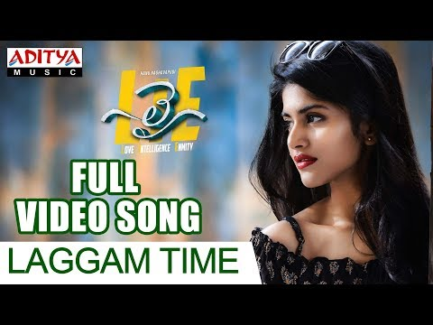 Laggam Time Full Video Song | Lie Video Songs | Nithiin , Megha Akash | Mani Sharma