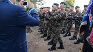 Obchody Bitwy pod Szczytnem w Boniewie