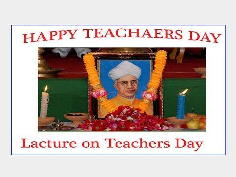 Best Speech About Teachers Day In Hindi // शिक्षक दिवस के बारे में हिंदी में भाषण