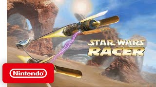 Star Wars Episode 1: Racer - Launch Trailer - Nintendo Switch