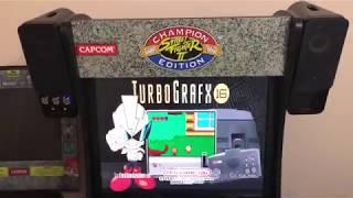 Arcade1UP - Mod - Mods - Modded Street Fighter 2 Cabinet - PC