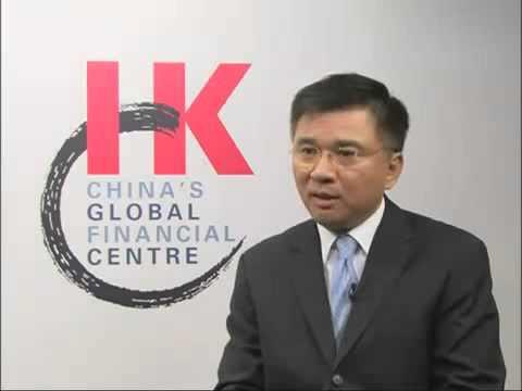 Hong Kong - China's Global Financial Center