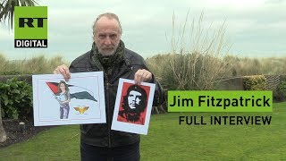 From youtube.com: FULL INTERVIEW: Jim Fitzpatrick - From