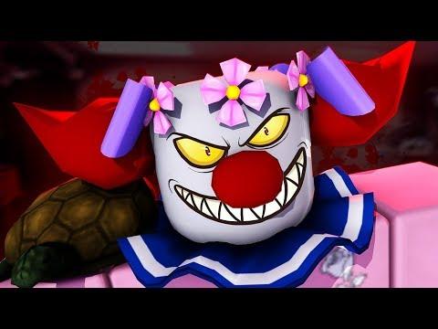 G0zs New Clown Has An Evil Secret - roblox goz t shirt