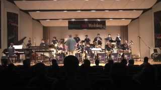 King of the Zulus - NJW Fraedrich Big Band 2014