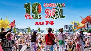 Official Video Carnaval del Sol 2018, 10 years!