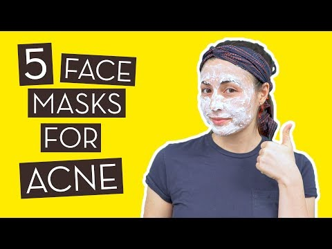 5 Homemade Face Masks for Acne That Really Work}
