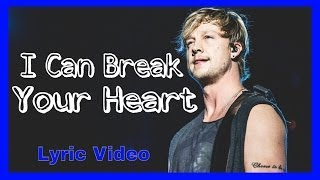 I Can Break Your Heart - Sunrise Avenue (OFFICIAL LYRIC VIDEO)