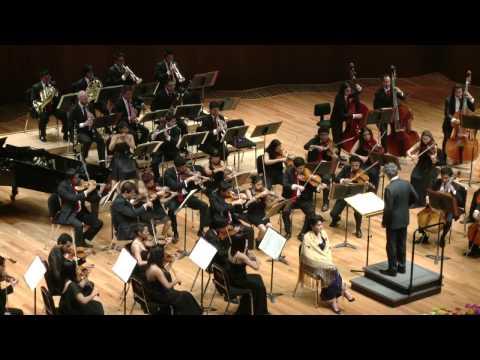 Orquesta Juvenil Universitaria Eduardo Mata- El amor Brujo