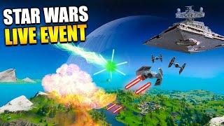 *NEU*  Star Wars LIVE EVENT in Risky Reels 😱 NEUE LEAKS | Fortnite x Star Wars Deutsch