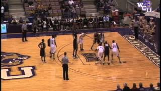 WCU vs App State- Worst free throw ever