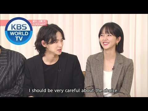 """Interview With The Cast Of """"The Tale Of Nokdu"""" [Entertainment Weekly / ENG]"""
