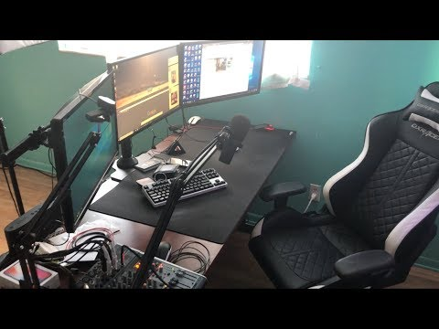 SETUP TOUR 2018 Gaming/Streaming JoogSquad Beach House