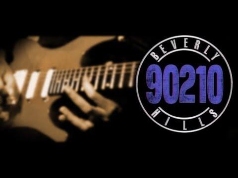 John E. Davis - Beverly Hills, 90210 Theme (Guitars & Drum) (MrDyzzoink)