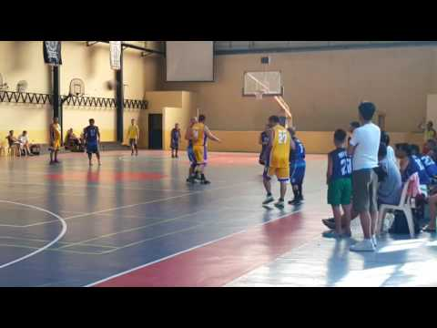 Hta batch 1983 vs 1988/89 basketball clip