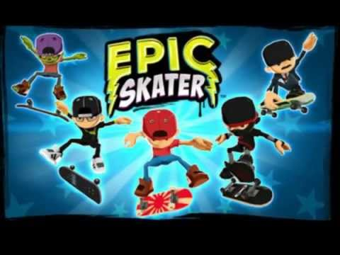 [Game] Epic Skater   Android App