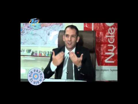 NucleOSS Dental İmplant TGRT Yayını 22.12.2012.wmv