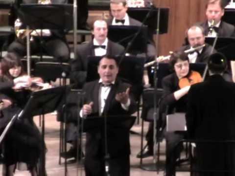 Niggun Of Jerusalem - Hasidic Niggun - Moscow Male Jewish Choir, 20 Years Anniversary Concert