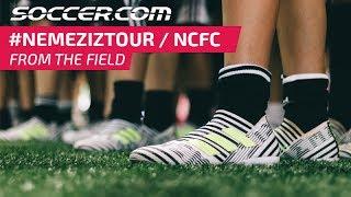 #NemezizTour Unlocked at NCFC