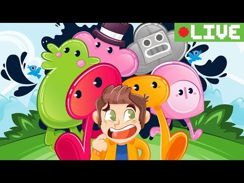 WE HAVE TO SAVE THE VILLIAGE! | Pikuniku Movie | - Fun Games For Kids