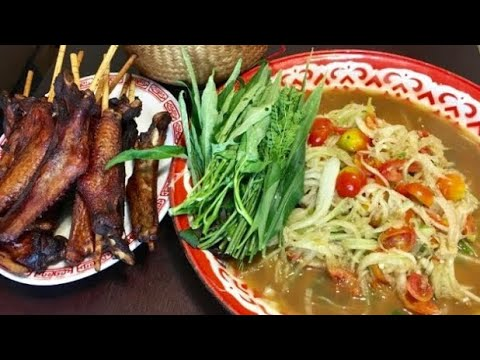 How To Make tum mark Moa Gua(Gourd hairy)( Lao Food) Home Made By kaysone