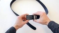 How To Use - Railtek Belts