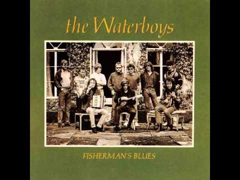 The Waterboys - Strange Boat (High Quality)