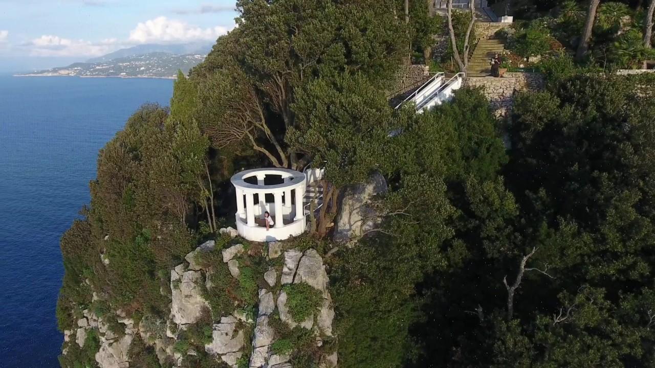 Villa Lysis By Air - Capri - Dji Phantom 4