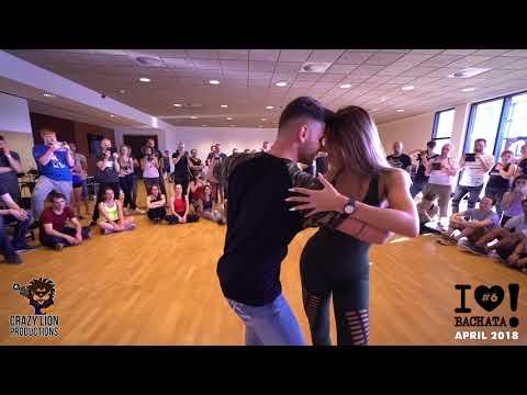 Luis & Andrea [ Cásate Conmigo by DJ Khalid ] @ I Love Bachata 18 in Leuven