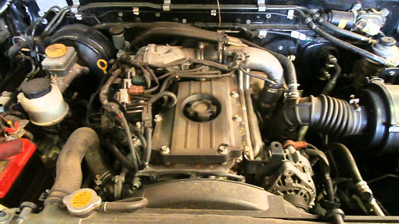 Pathfinder Turbo >> WRECKING 2006 NISSAN NAVARA, TURBO DIESEL, 3.0, ZD30, D22 ...