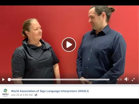 WASLI - World Assocation of Sign Language Interpreters