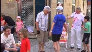 Eine Stadt bewegt sich - Mission Olympic in Rottenburg