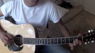 Download Foo Fighters - Exhausted (Guitar Lesson) MP3 song and Music Video