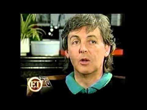 Paul McCartney  - Split from Heather Mills