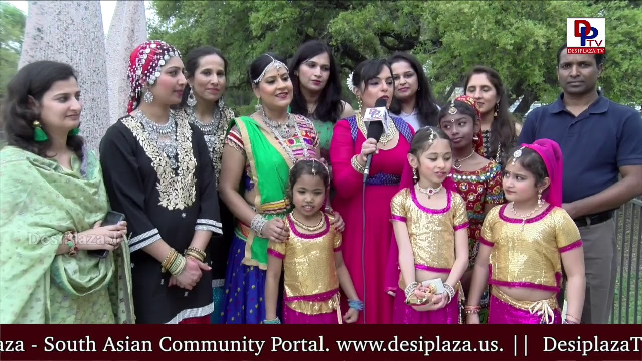 Parul Mehta, Director of Navrus School of Performing Arts speaks to DesiplazaTV || Beyond Bollywood