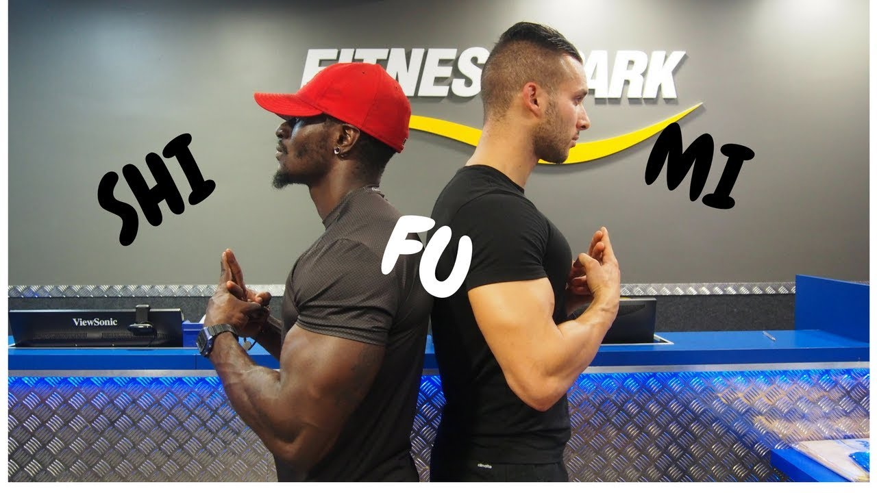 On Test Fitness Park Lyon Confluence Unity System Youtube