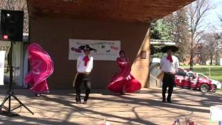 Mexican Dance Performance 1