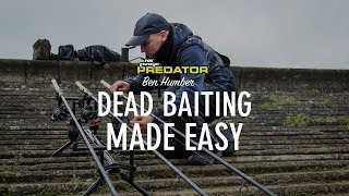 ***FOX RAGE TV*** DEADBAITING MADE EASY
