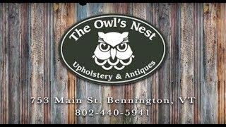 The Owl's Nest Emporium - Bennington, VT