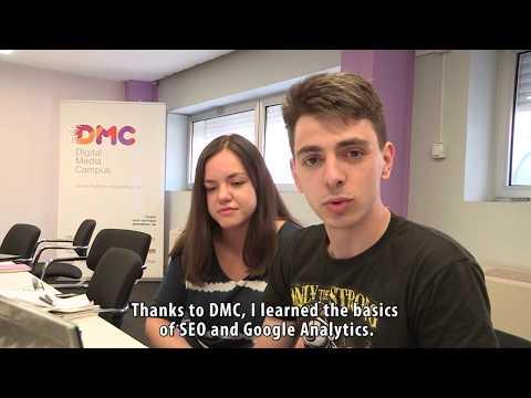 Second generation of students of Digital Media Campus