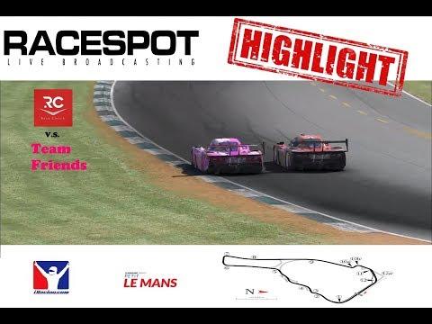 PLM18 : Race Clutch vs Team Friends - Highlights